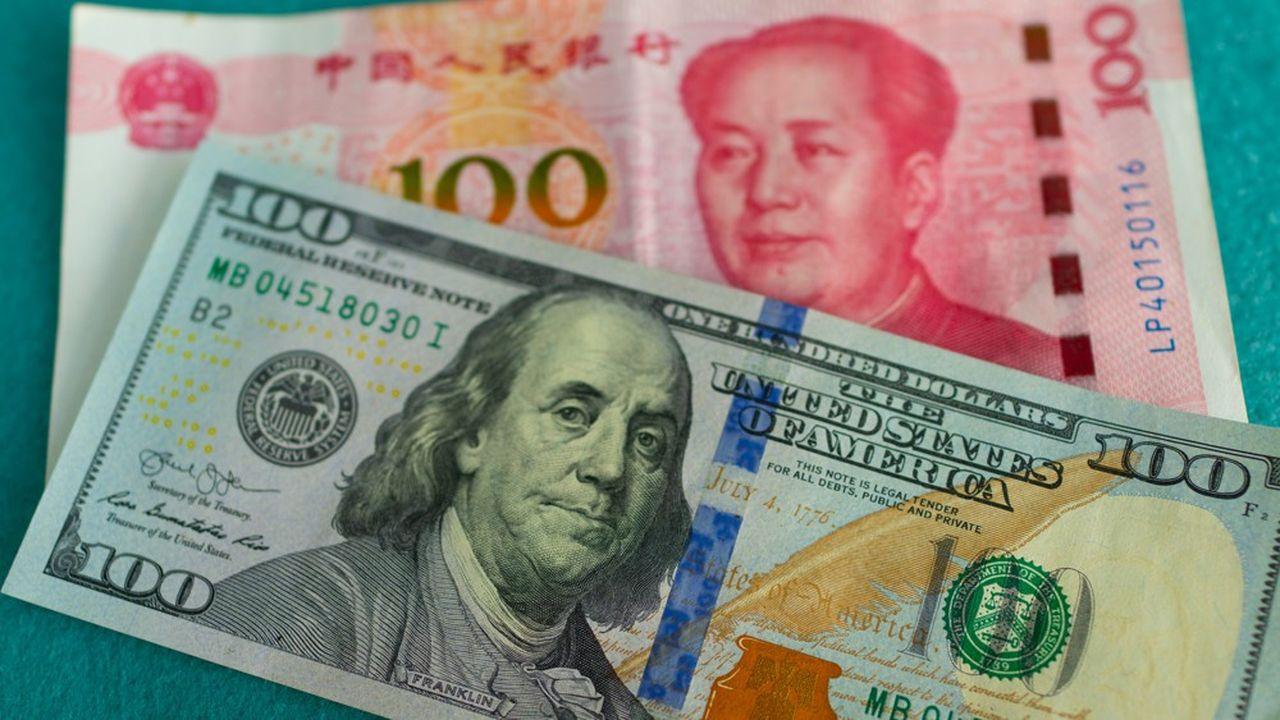 La Chine renforce le yuan quand les Etats-Unis privilégient la dévaluation compétitive du dollar.