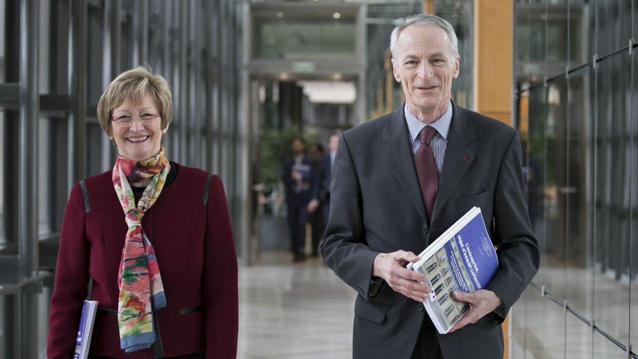 Jean-Dominique Senard et Nicole Notat avaient déjà souligné, dans leur rapport de 2018, que l'entreprise était «un objet d'intérêt collectif».