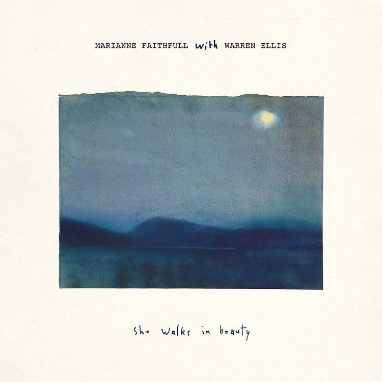 L'album «She Walks in Beauty» réunit onze poèmes Lord Byron, John Keats, Thomas Hood, Percy Bysshe Shelley...