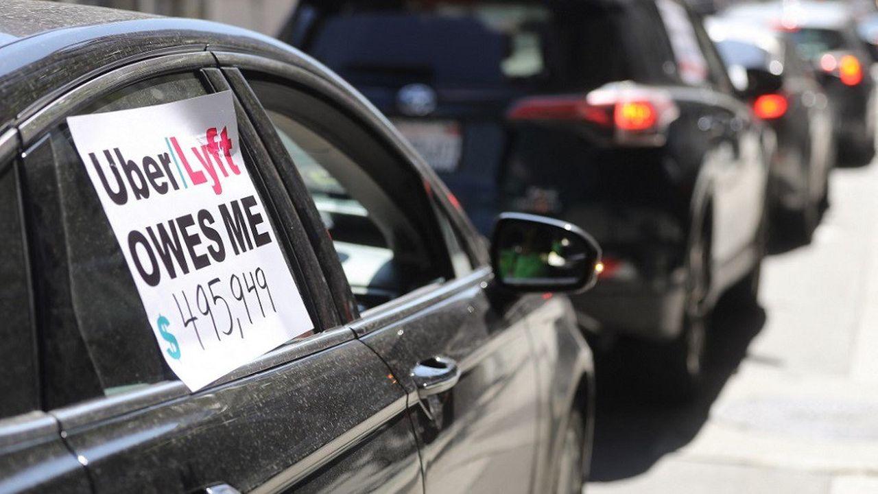 En Californie, une proposition portée par Uber et Lyft a été votée, consacrant le statut d'indépendant des chauffeurs.
