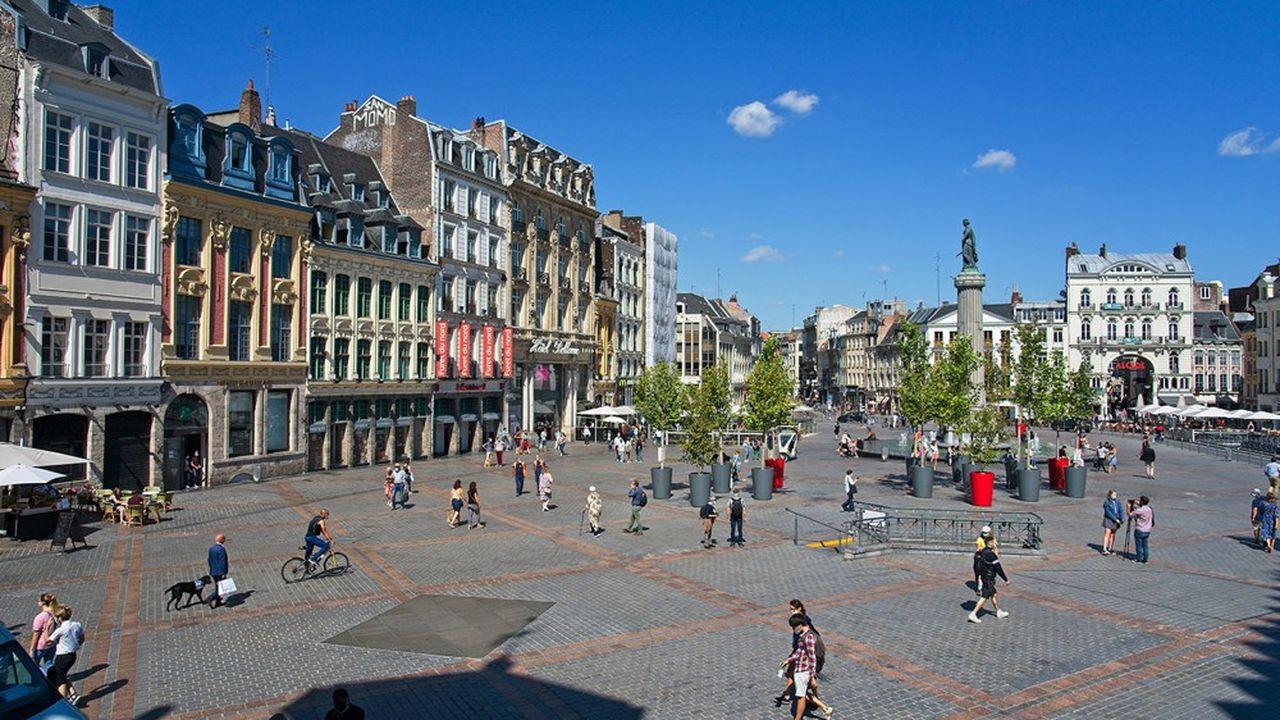 Lille arrive en tête des villes qui attirent les Parisiens. Un phénomène qui s'est accentué ces deux dernières années.