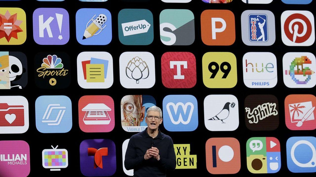 Apple a créé «un écosystème fermé dans lequel il contrôle tous les aspects de l'expérience des usagers», selon la Commission européenne.