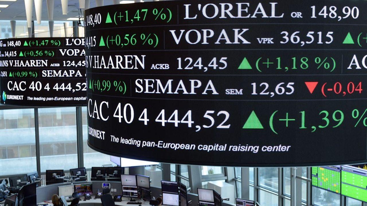 Les dividendes versés par les entreprises du SBF 120 ont chuté de 45% l'an dernier.