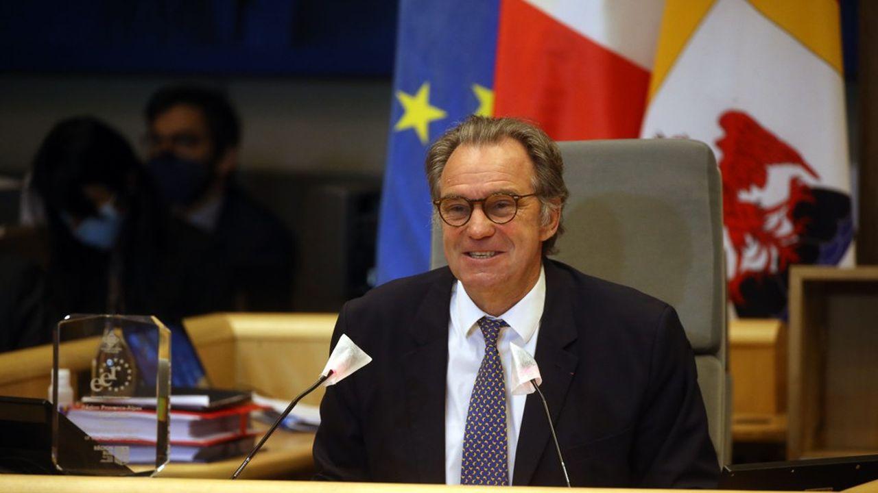 «La voix du rassemblement contre les extrêmes est celle de la raison, et du bon sens», a réagi ce dimanche matin Renaud Muselier.
