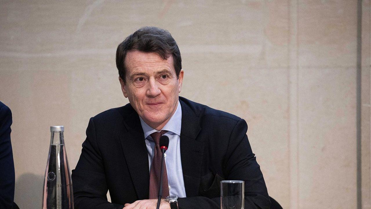 Le pôle CIB dirigé par Yann Gérardin (photo) a dégagé un résultat avant impôts de 751millions d'euros au premier trimestre.