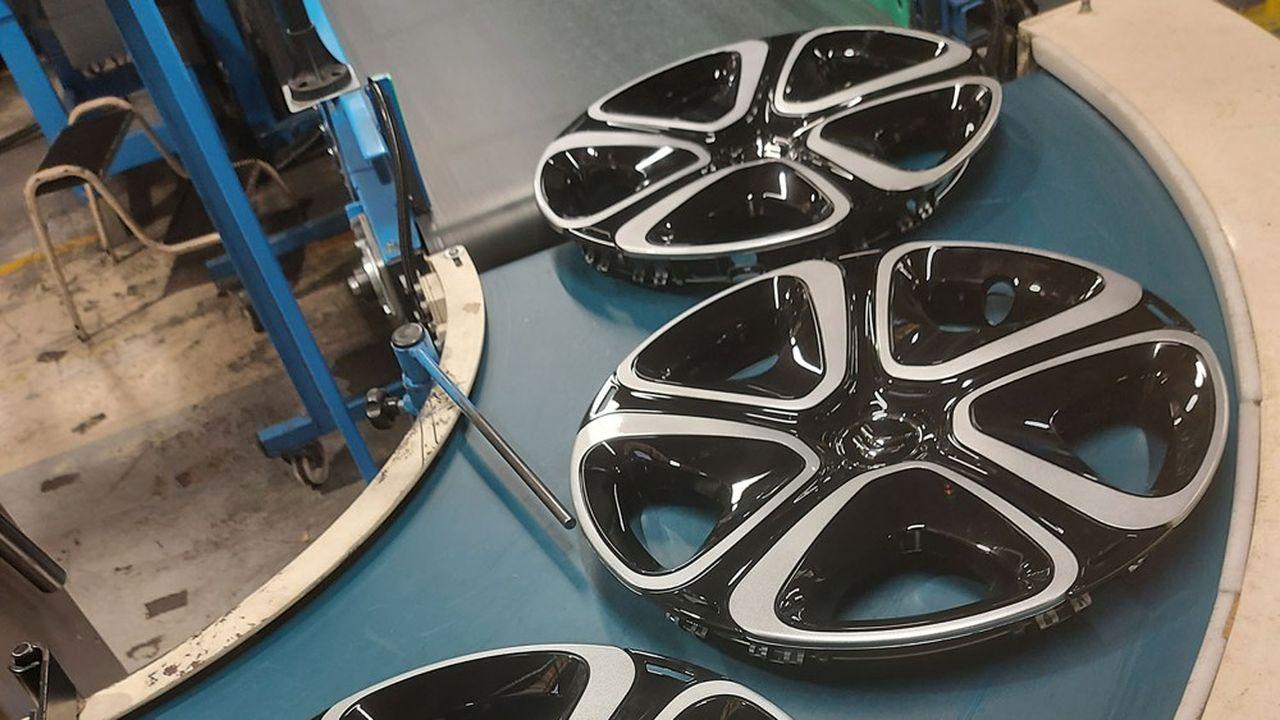 Les constructeurs veulent des diamètres d'enjoliveur de plus en plus grands.