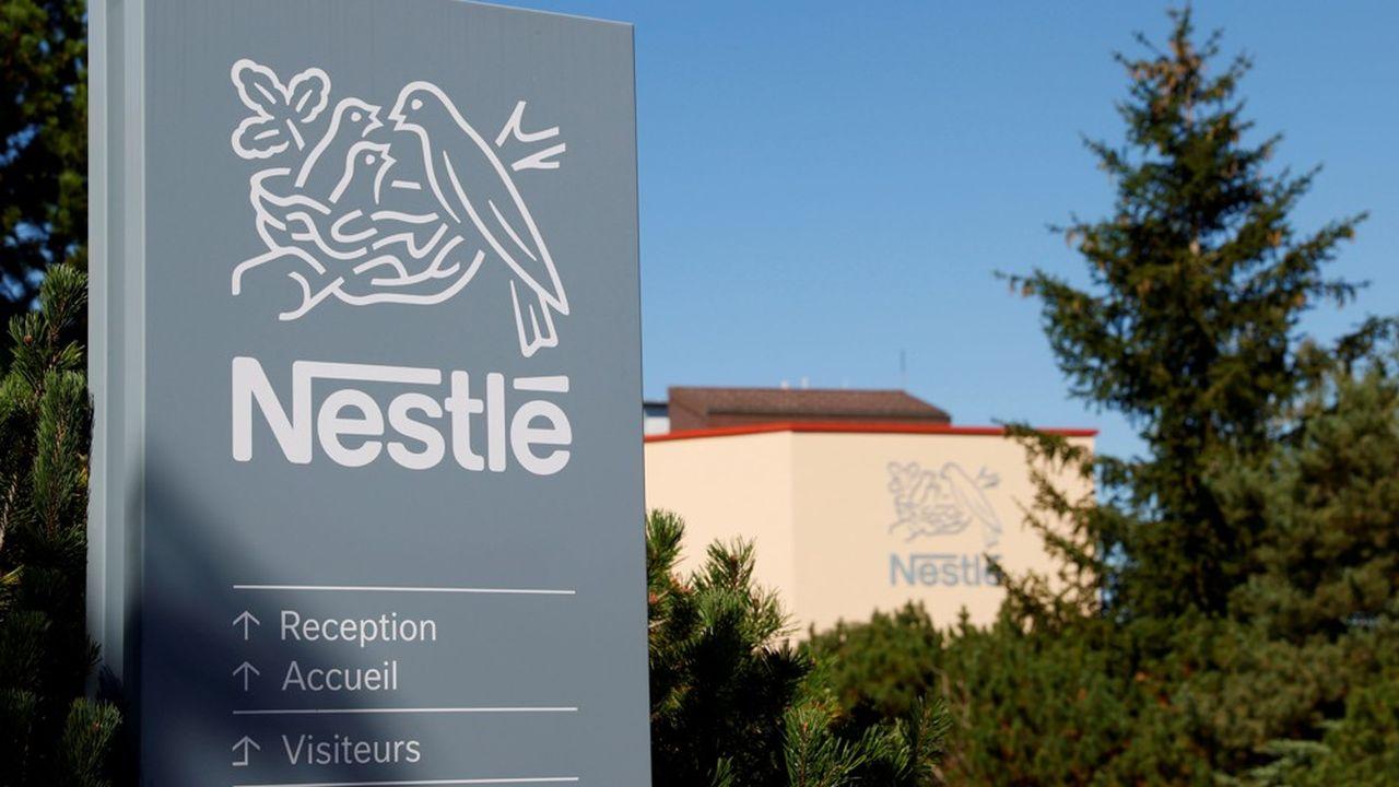Nestlé multiplie les acquisitions dans la santé nutritionnelle depuis plusieurs mois.