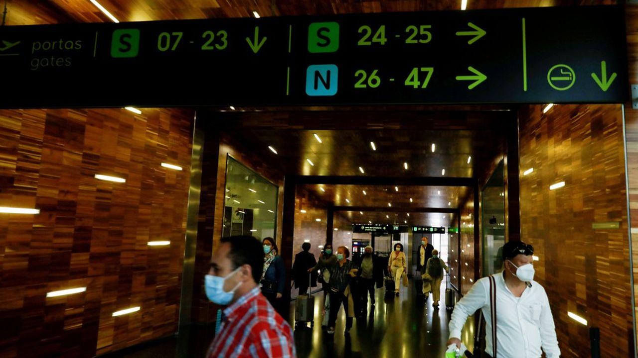 L'UE autorise actuellement les voyages «non essentiels» en provenance de sept pays, dont l'Australie et Singapour.