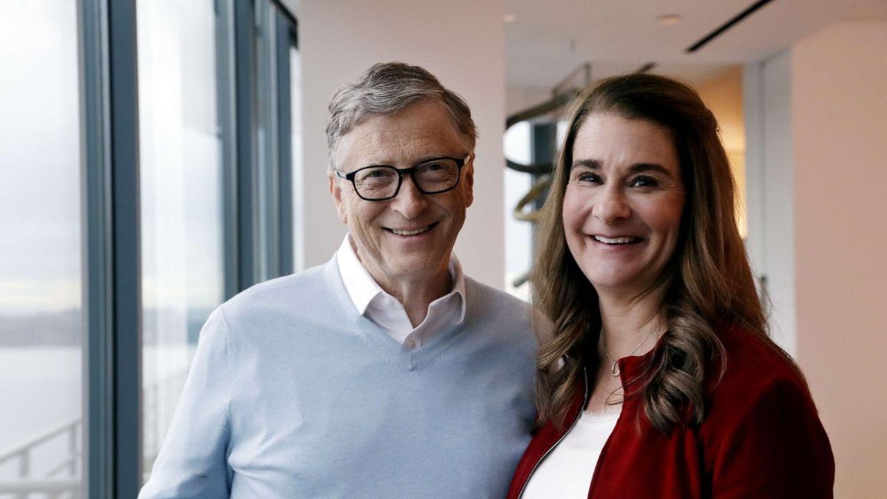 Bill et Melinda Gates annoncent leur divorce