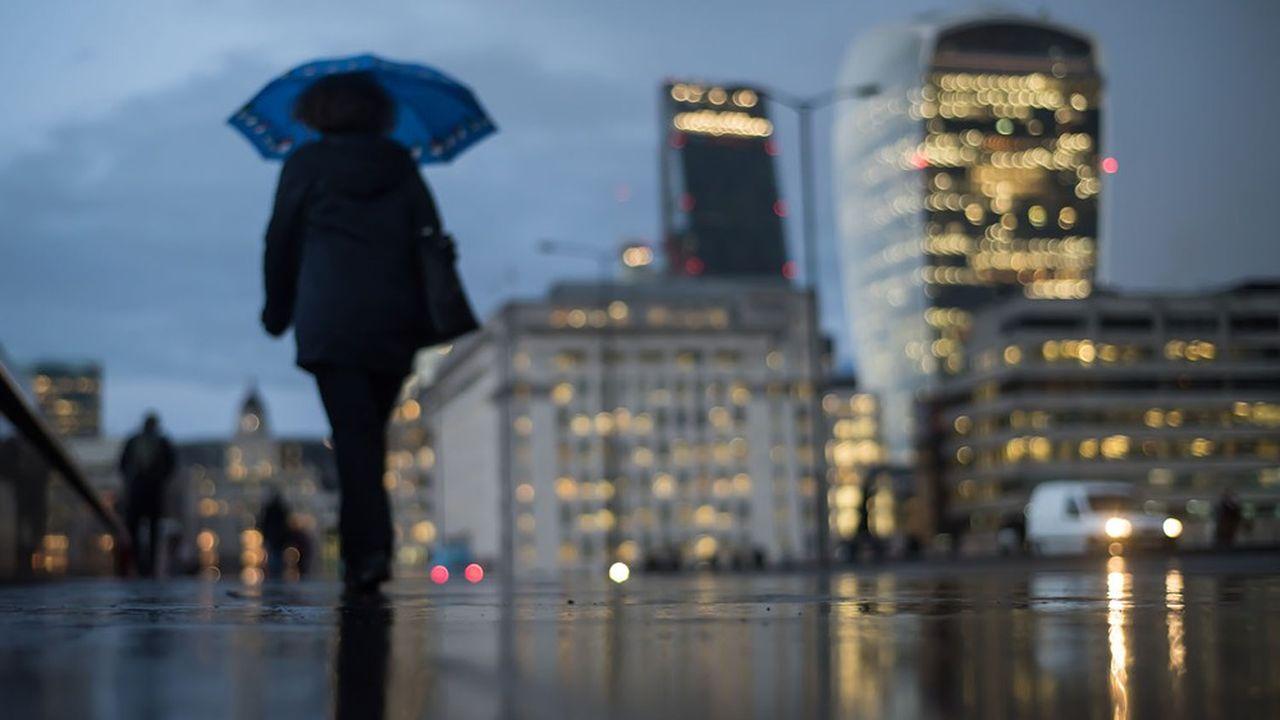 Londres a perdu son statut de première place Boursière.