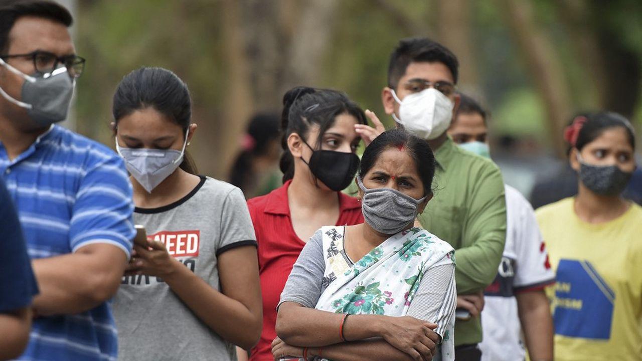 EN DIRECT - Covid : l'iNde dépasse les 20 millions de cas d'infection