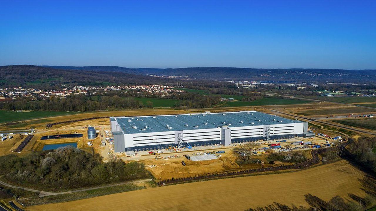 Huitième implantation française du géant américain, la nouvelle plateforme constituera le premier site à de préparations de commandes à vocation explicitement régionale.
