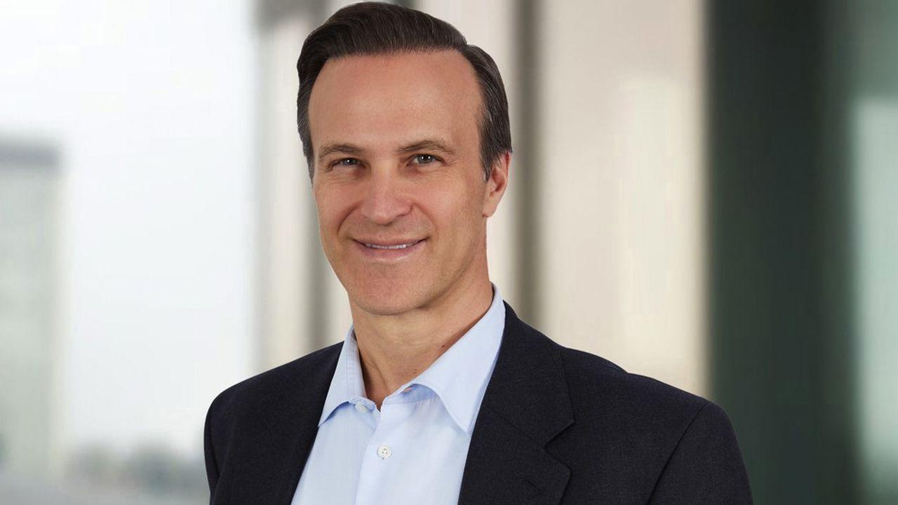 Alain Carrier, directeur Europe et des investissements internationaux de CPP investments.