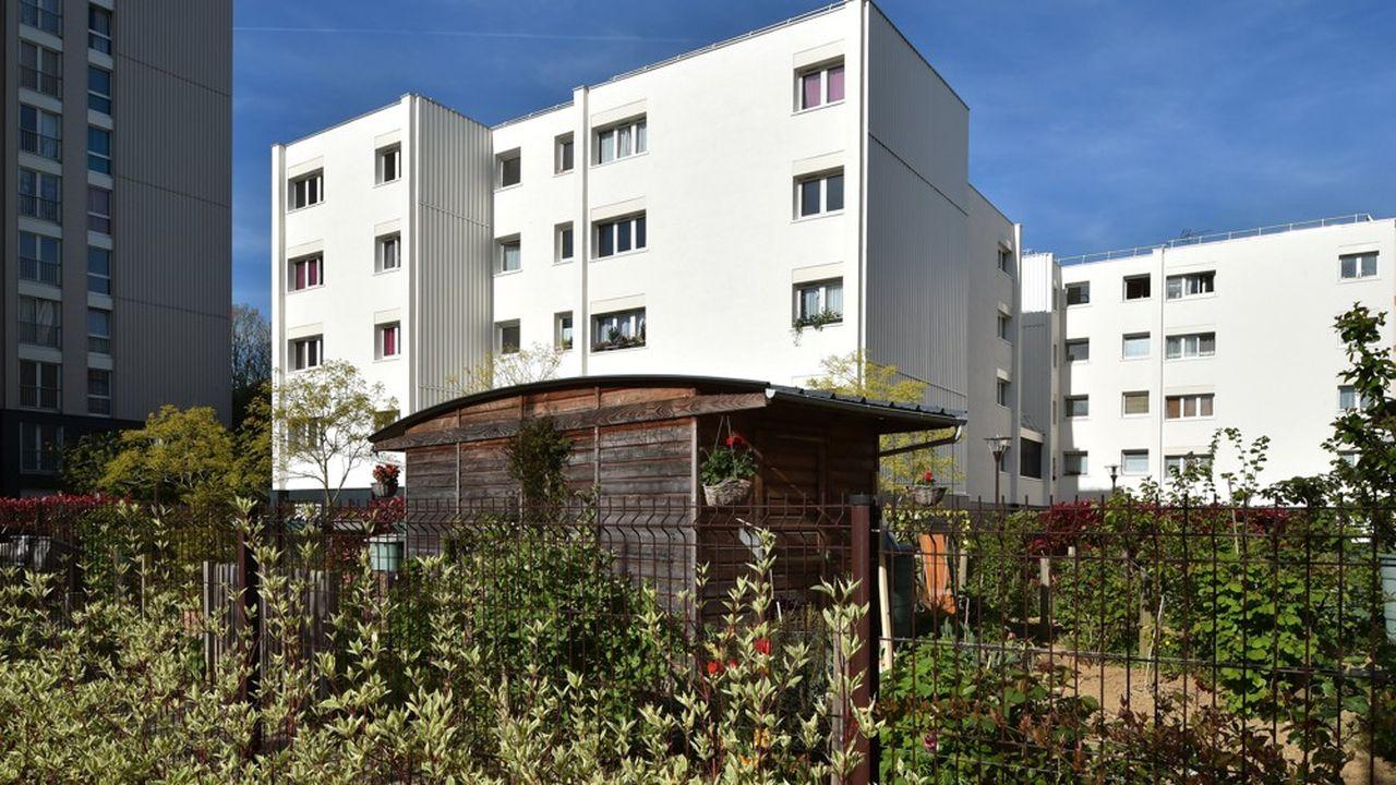 Le dispositif «Quartiers Fertiles» vise à verdir les programmes NPNRU en y intégrant un volet autour de l'agriculture urbaine