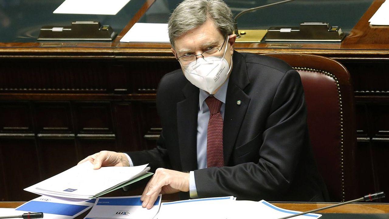 Pour le ministre italien des Transports, Enrico Giovannini, les seules ressources européennes ne suffisent pas pour la relance de l'économie du pays.