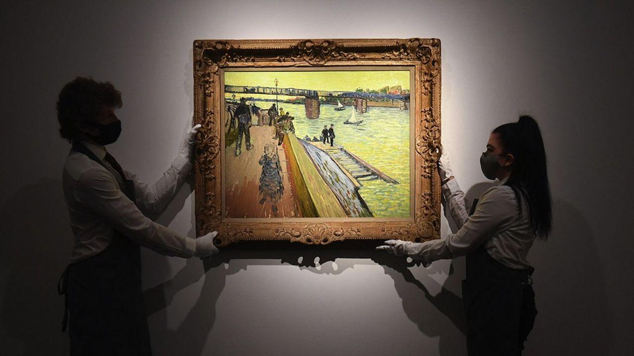 Les achats en ligne d'oeuvres d'art ne sont plus un marché de niche.