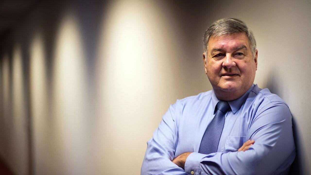 Le médiateur national de Pôle emploi, Jean-Louis Walter.