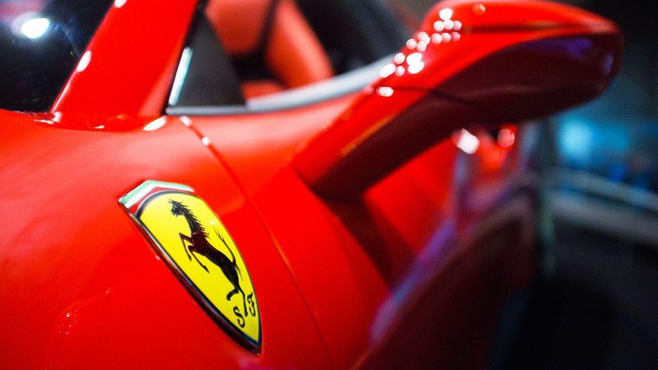 En 2020, Ferrari a limité la casse due au Covid-19 et dégagé un résultat net de 609millions d'euros, en baisse de 13%.