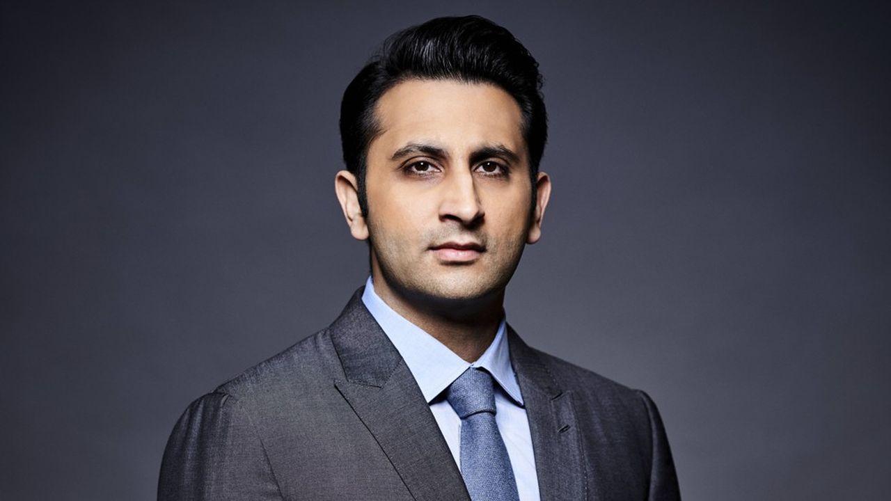 Adar Poonawalla, 39 ans, est le PDG du Serum Institute of India.