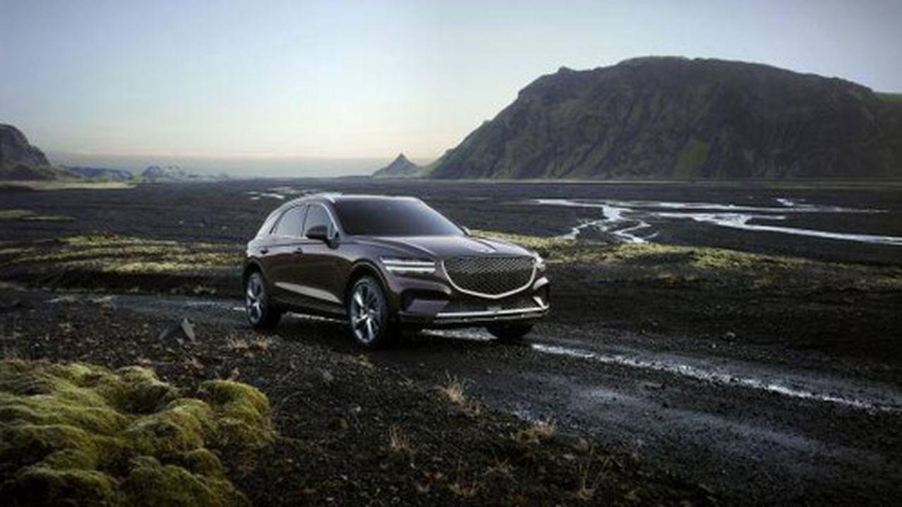 Le GV70, son SUV qui sera lancé cet été, devrait être le fer de lance de Genesis en Europe.