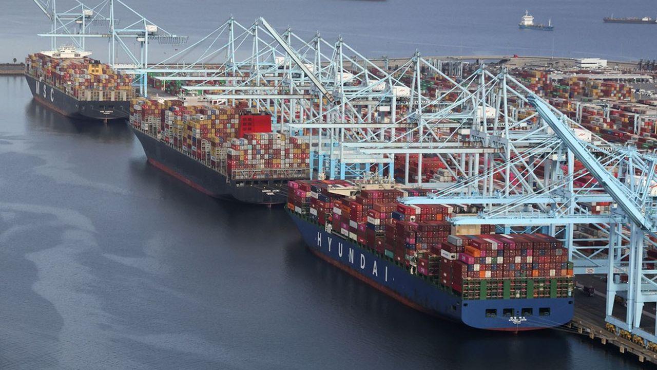 Les importations de biens sont à leur plus haut historique.