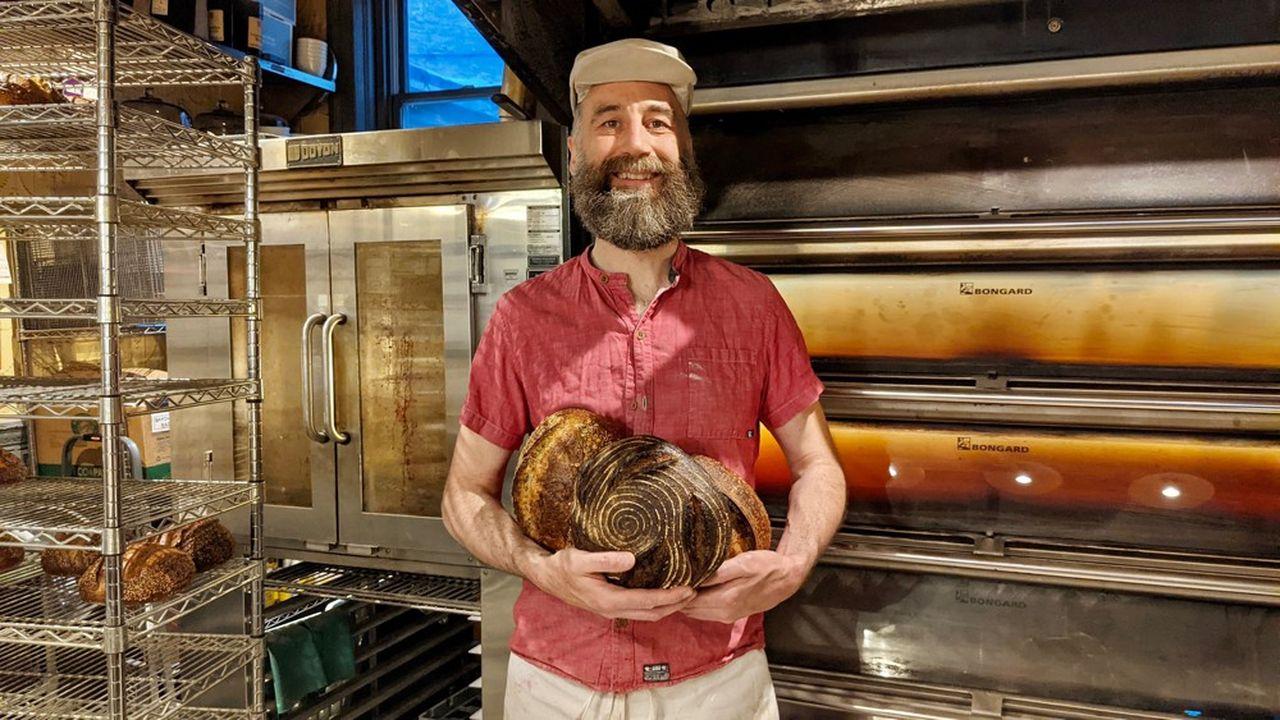 « J'ai quitté la banque d'investissement pour lancer ma boulangerie à New York »