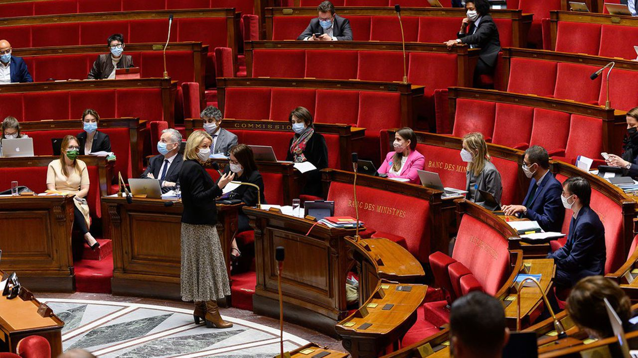 Le projet de loi climat adopté à une large majorité à l'Assemblée