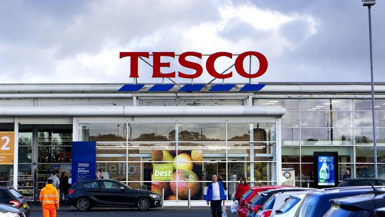 Tesco a promis à ses actionnaires qu'il allait lutter contre la «junk food».