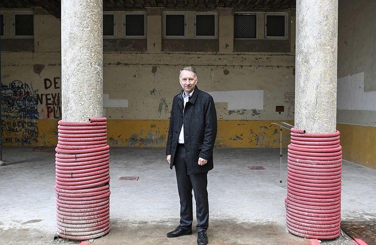 Bruno Bernard, le résident de la métropole de Lyon