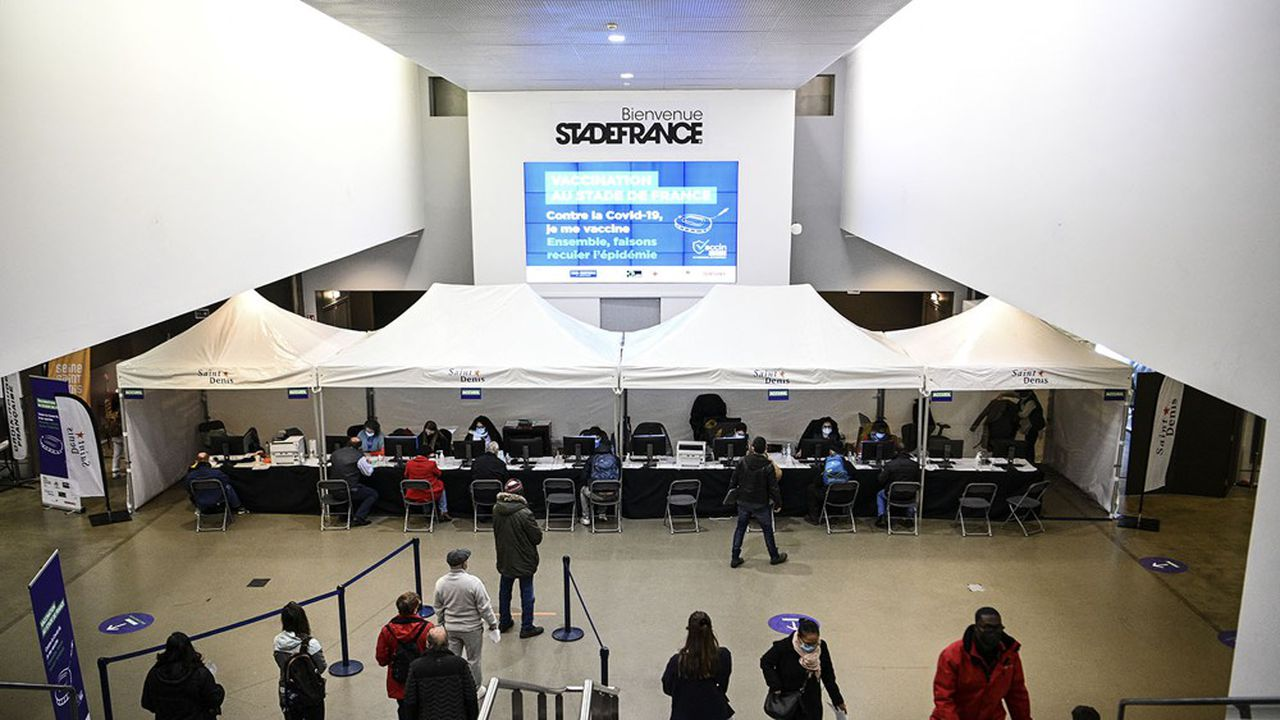 Le vaccinodrome du Stade de France (Seine-Saint-Denis), qui héberge un méga centre de vaccination depuis bientôt un mois, a franchi samedi 1ermai le cap des 50.000 injections.