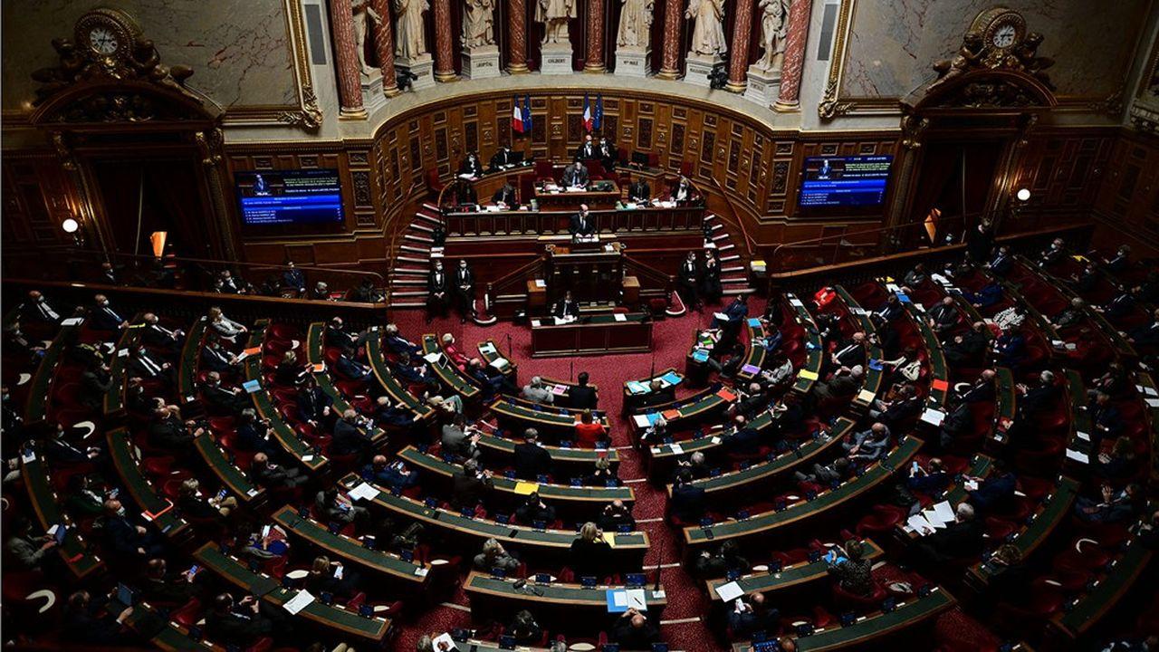 Le Sénat va examiner la loi sur le piratage à partir du 19mai en séance publique.