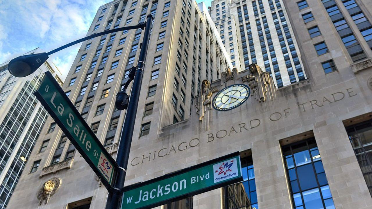 L'axe Chicago-New York, entre les grands marchés est le plus rapide du trading mondial