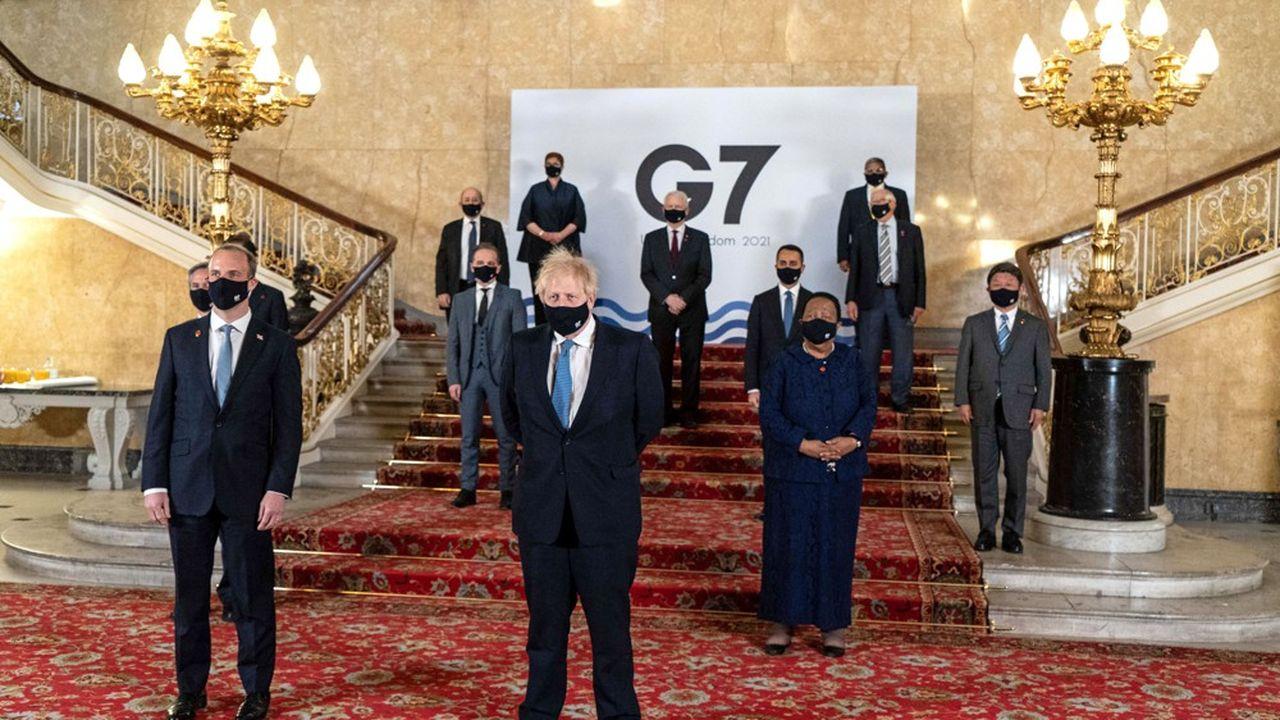 En pleine crise sanitaire, cette réunion des pays riches s'est par ailleurs tenue dans un contexte de pression accrue pour se montrer plus solidaires.