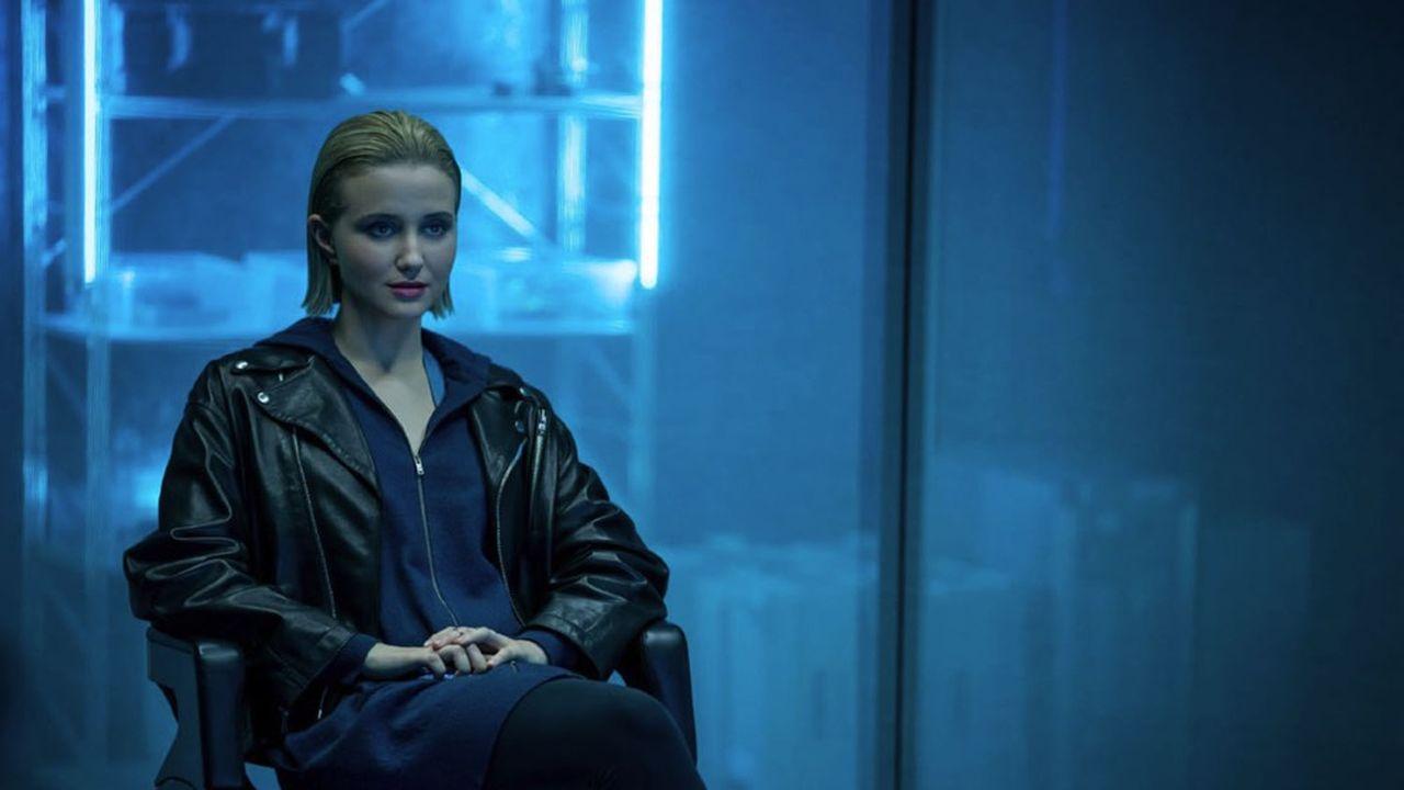 Julia Goldani Telles joue Iris, alias Cassie, dans la troisième saison de «The Girlfriend Experience».