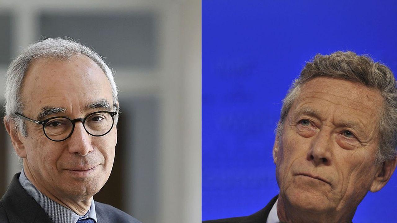 Jean Pisani-Ferry et Olivier Blanchard craignent que la politique budgétaire soit «trop restrictive» et risque de rendre «inéluctable» une perte de PIB qui était «évitable».