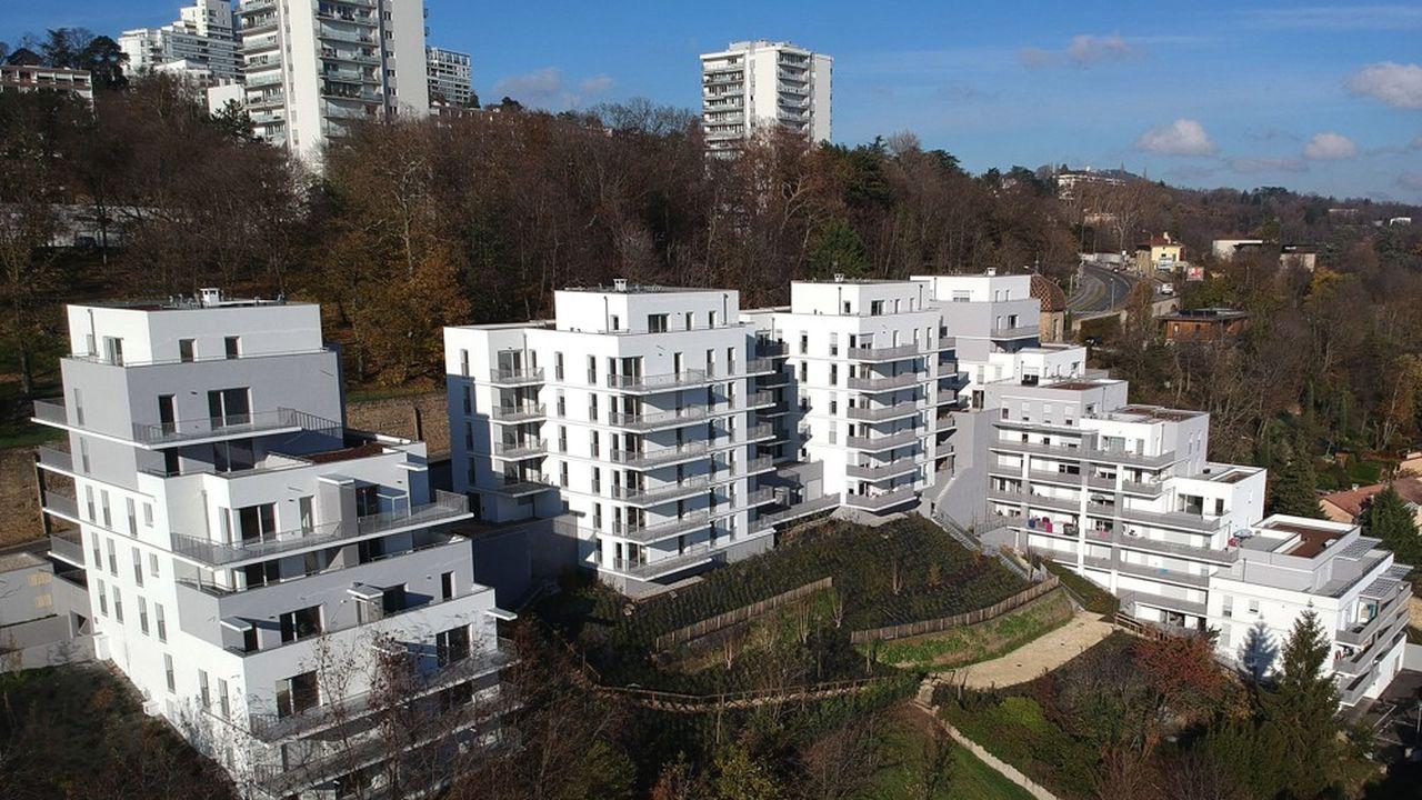Lyon : Alila livre une nouvelle résidence sur fond de pénurie de projets