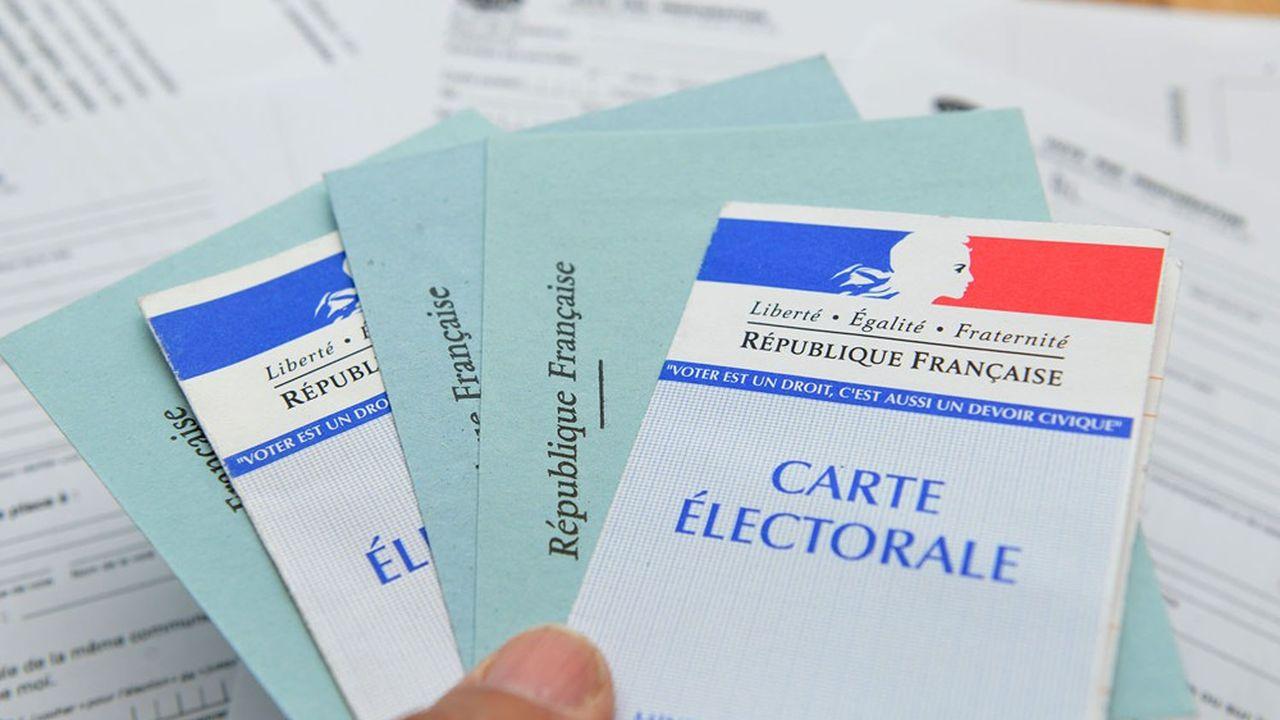 Les élections régionales auront lieu les 20 et 27juin.