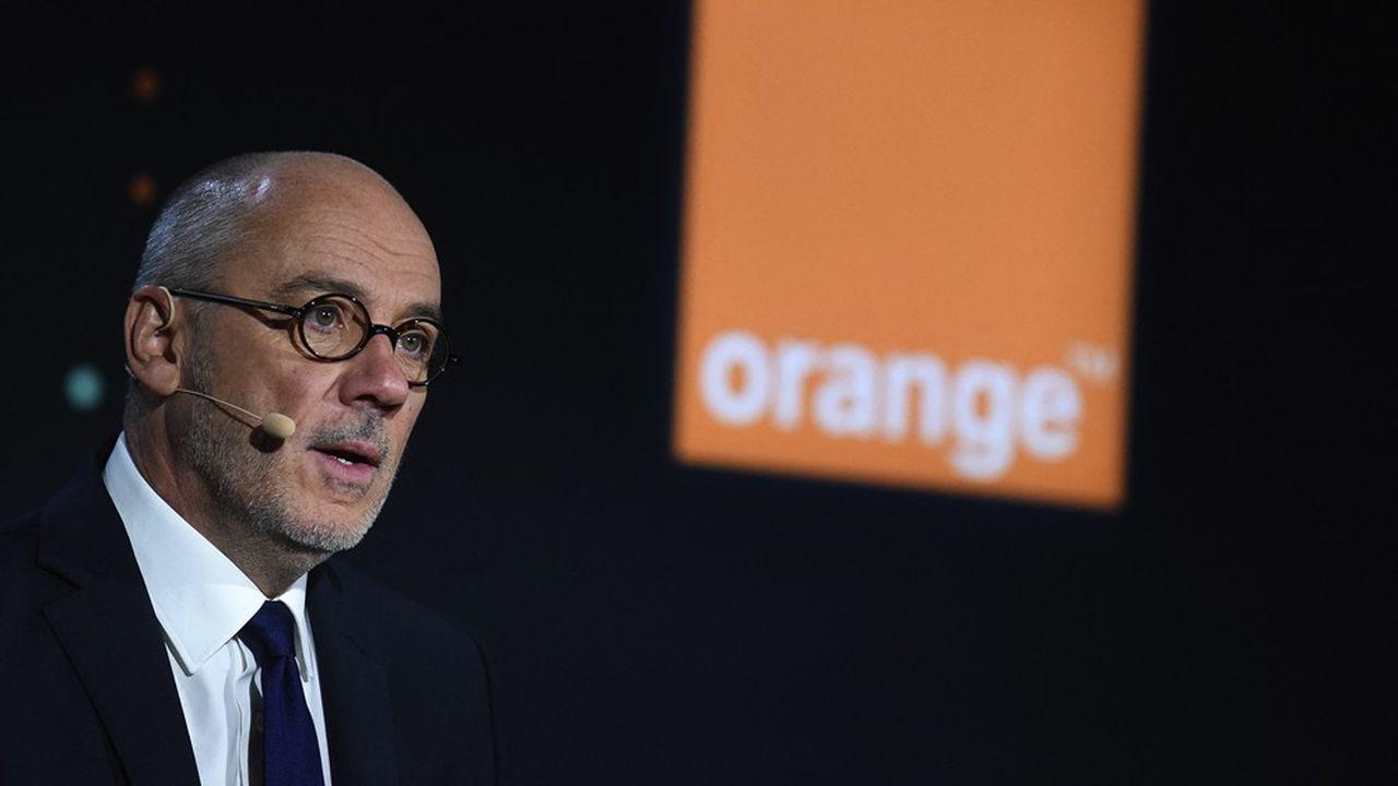Le groupe français va débourser 316millions d'euros pour se renforcer au capital d'Orange Belgium.