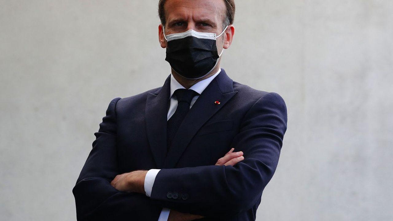 Les annonces concernant le déconfinement n'ont pas permis à Emmanuel Macron d'accroître la confiance dont il bénéficie auprès des Français.