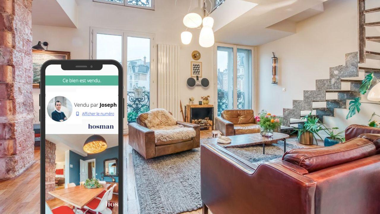 En France, les start-up immobilières en ligne - qui ciblent les grandes villes - n'ont pas encore atteint la rentabilité, mais toutes disent enregistrer une forte croissance.