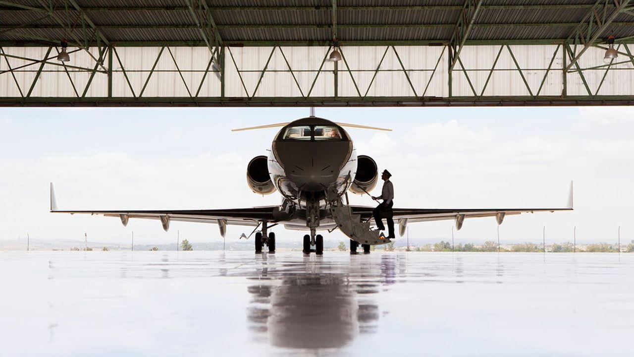 Le marché des avions d'affaires attend une reprise durable depuis plusieurs années.