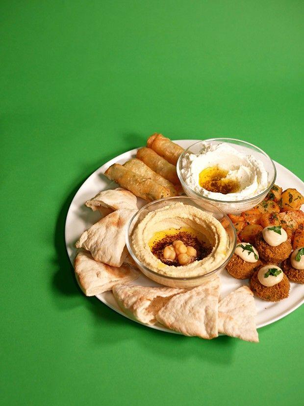 Food Society présentera le meilleur de la street-food, comme les falafels de Taybé, une cantine créée par l'équipe d'Aklé.