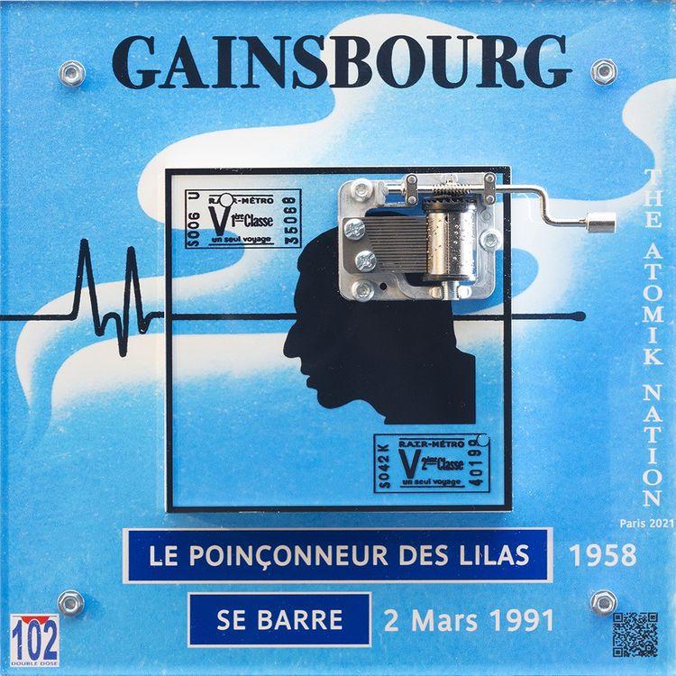 L'hommage à Gainsbourg de The Atomik Nation.