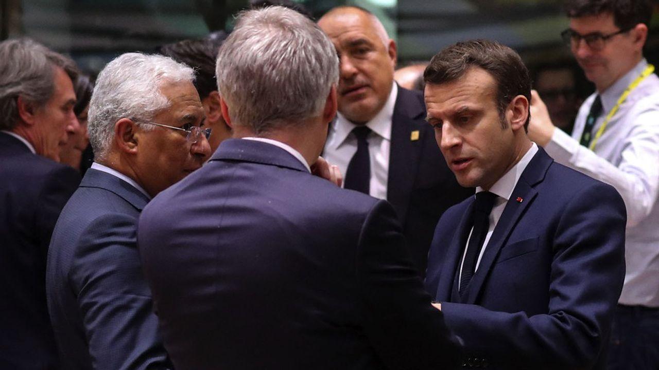 Le Premier ministre portugais, Antonio Costa (à gauche) cherche à envoyer un message politique fort en accueillant ses homologues européens.