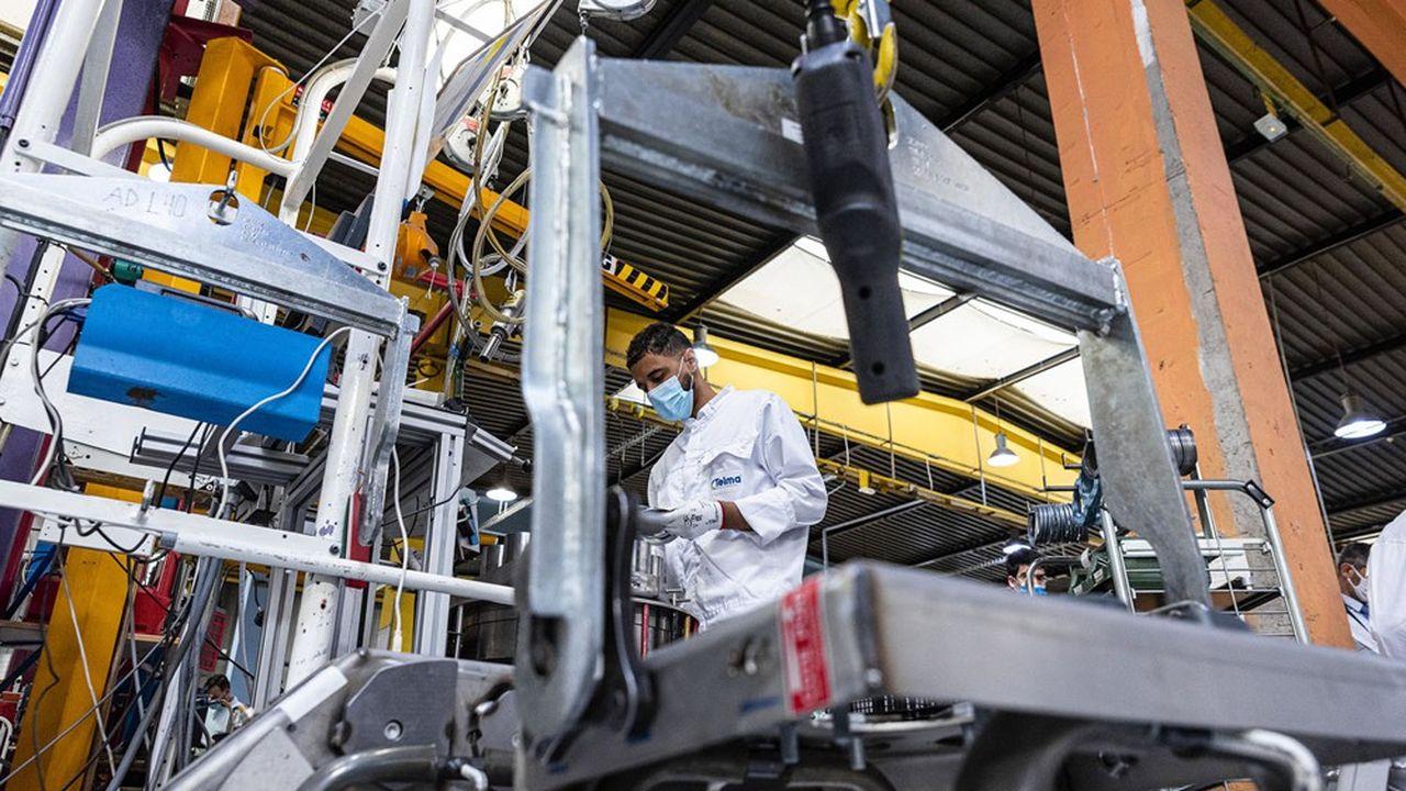 Les industriels tricolores sont de nouveau optimistes avec la reprise en Asie et la réouverture des économies européennes.