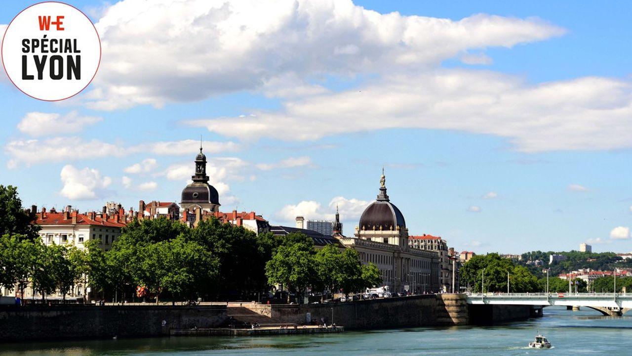 5 balades pour découvrir Lyon à pied.