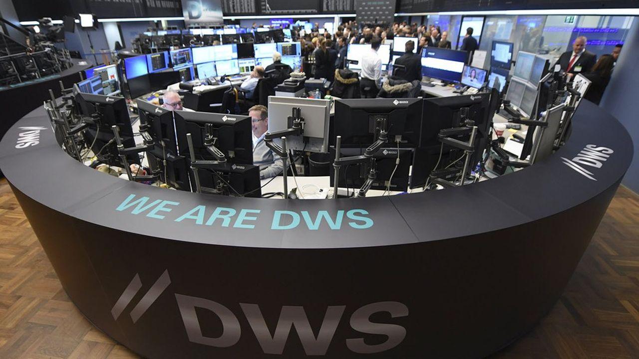 DWS pourrait rester actionnaire minoritaire de sa plateforme de distribution de fonds IKS.