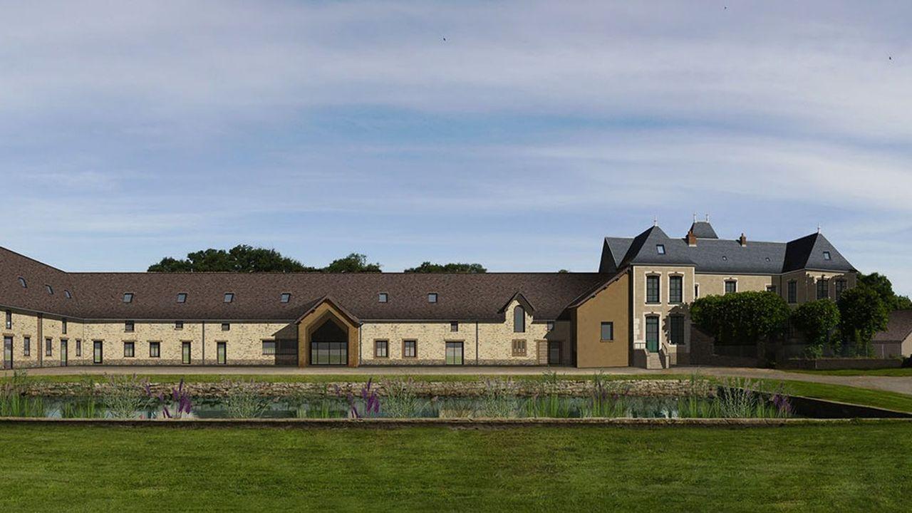 Une méga ferme-école va voir le jour dans un domaine de 600 hectares à Lévis-Saint-Nom
