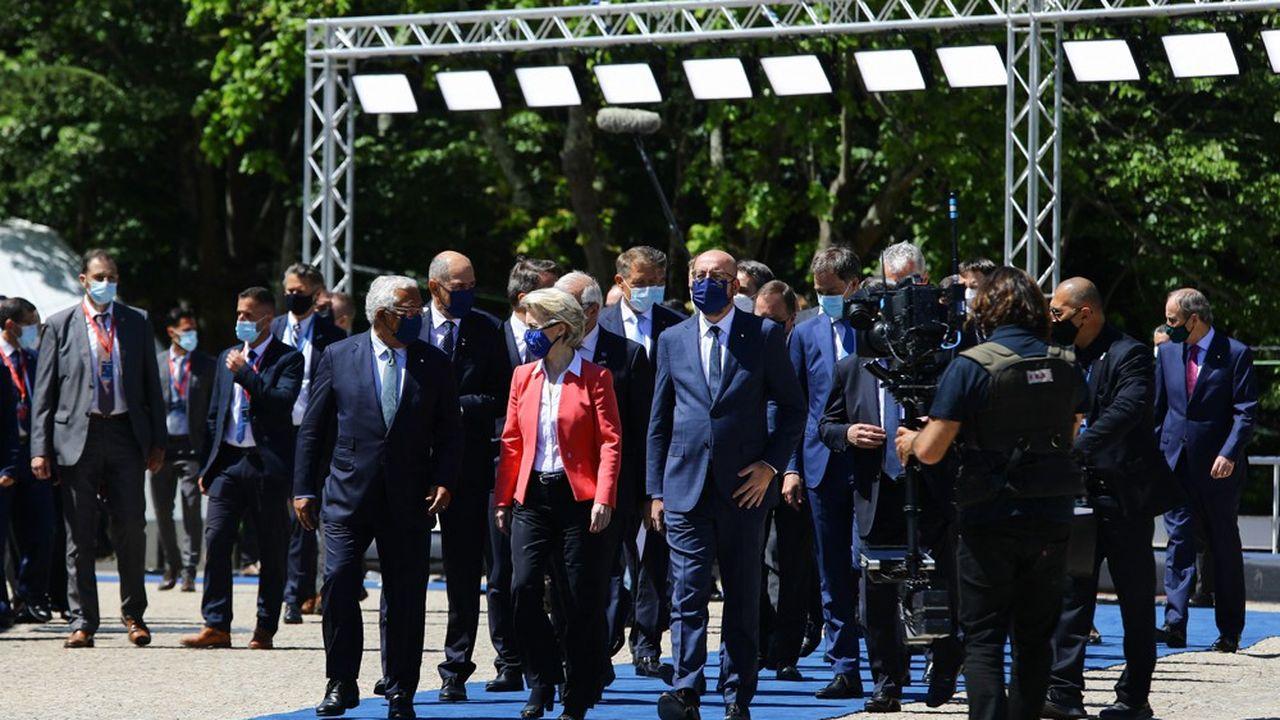 Le sommet s'est tenu entre les dirigeants des 27 pays de l'UE et le Premier ministre indien.