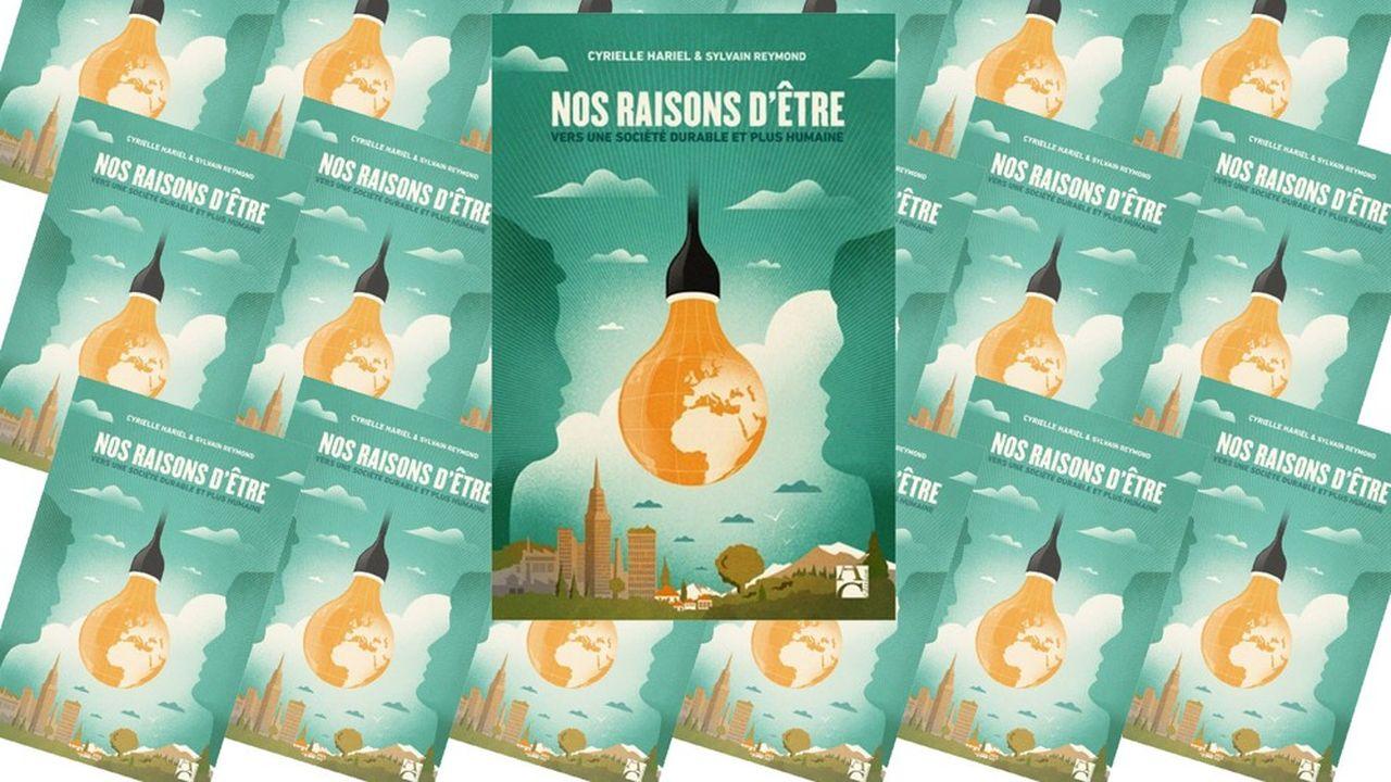 «Nos raisons d'être», de Cyrielle Hariel et Sylvain Reymond, éditions Anne Carrière, 348 pages, 19,50euros.